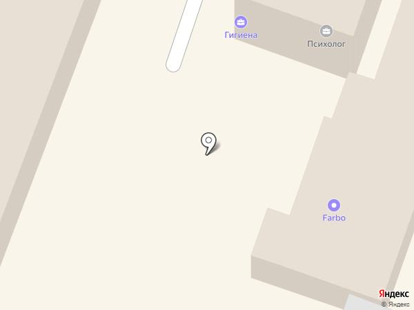 Талисман на карте Саратова
