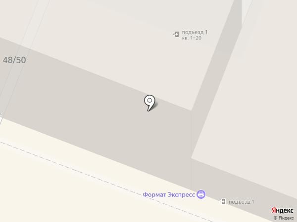 Zak-Zak на карте Саратова