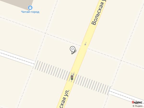 Меломан на карте Саратова