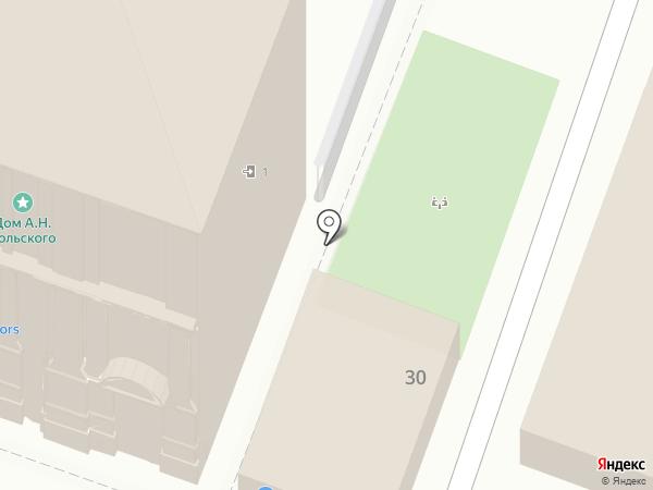 Prior на карте Саратова