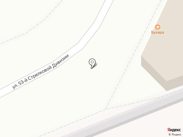 Киоск по ремонту обуви на карте Саратова