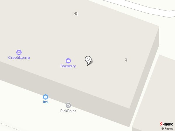 Электромонтажпроект на карте Саратова