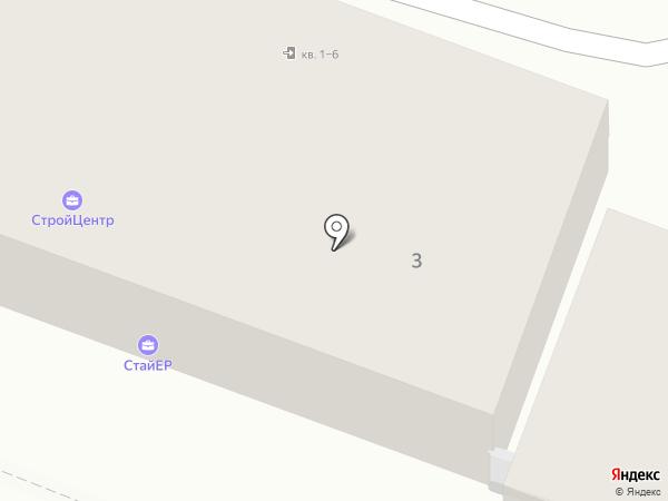 СтройЦентр на карте Саратова