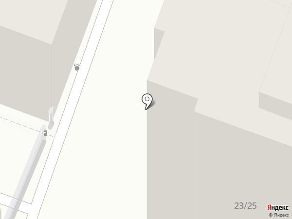 Росс-Тур на карте Саратова