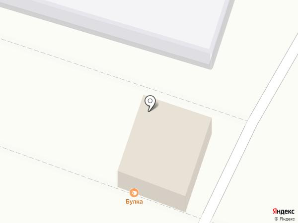 Булочная №1 на карте Саратова