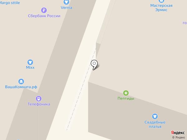 Creativ на карте Саратова