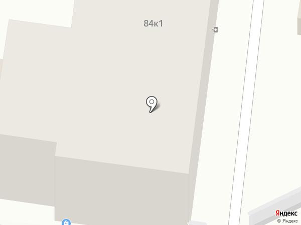 Экспресс-Сервис на карте Саратова