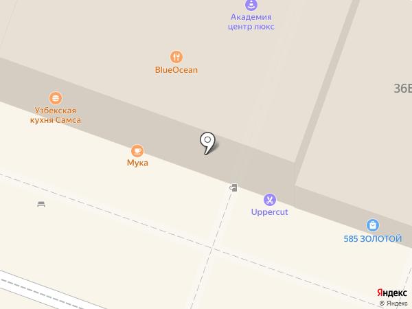 Самый Лучший День на карте Саратова