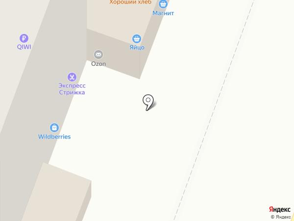 ЛПХ Жадовское на карте Саратова