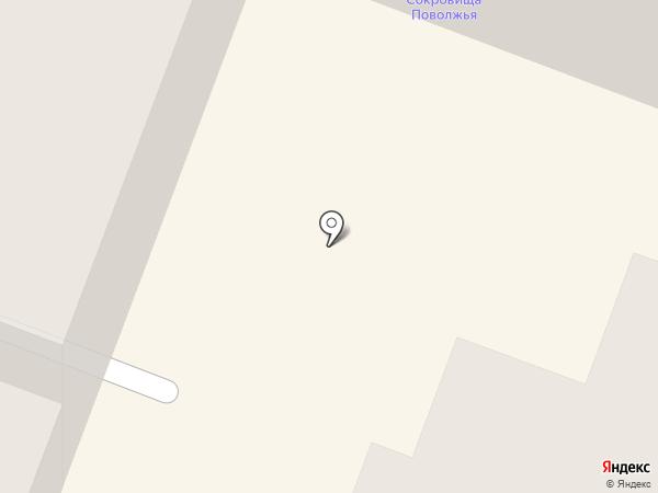 Арт и Шок на карте Саратова