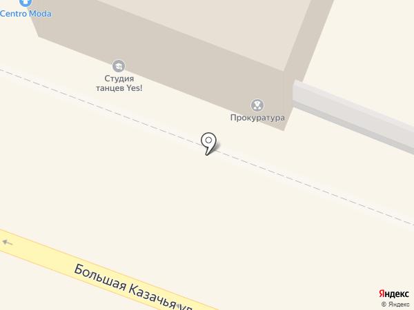 Ателье на карте Саратова