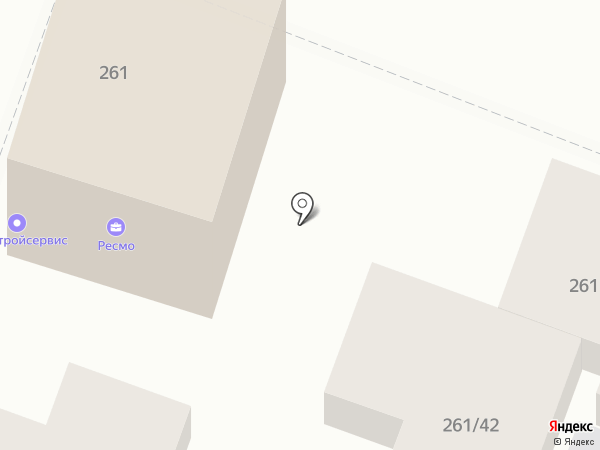 АЗСстройсервис на карте Саратова