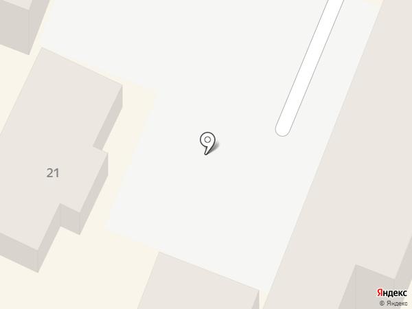 Бульвар на карте Саратова