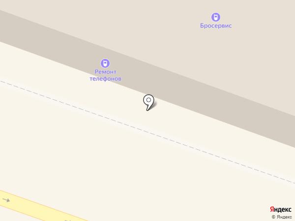 Apple64 на карте Саратова