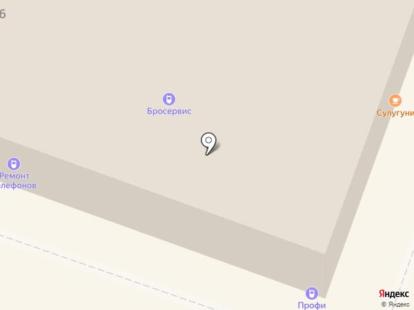 Персона life на карте Саратова