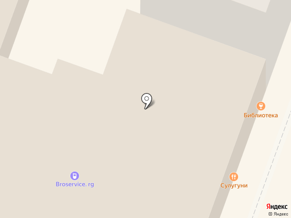 Всегда печать на карте Саратова