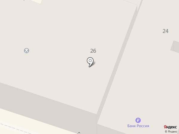 Участковый пункт полиции №23 на карте Саратова