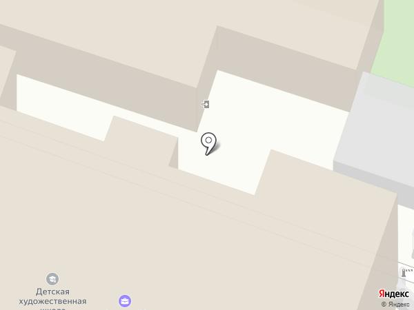 АйТиСАРАТОВ на карте Саратова