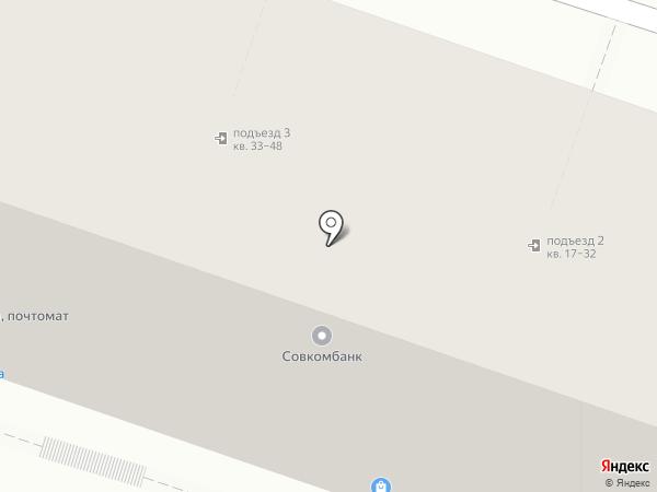 Радиотовары на карте Саратова