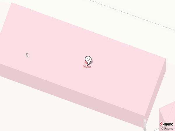 Городская клиническая больница №2 им. В.И. Разумовского на карте Саратова