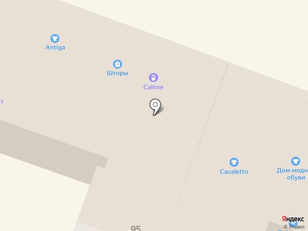 Bravo на карте Саратова