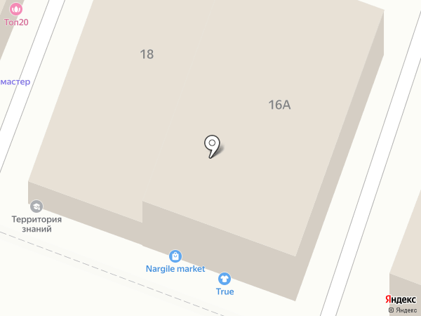 Labirint на карте Саратова