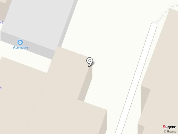 Санрайз Саратов на карте Саратова
