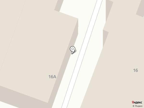 КуШеф на карте Саратова