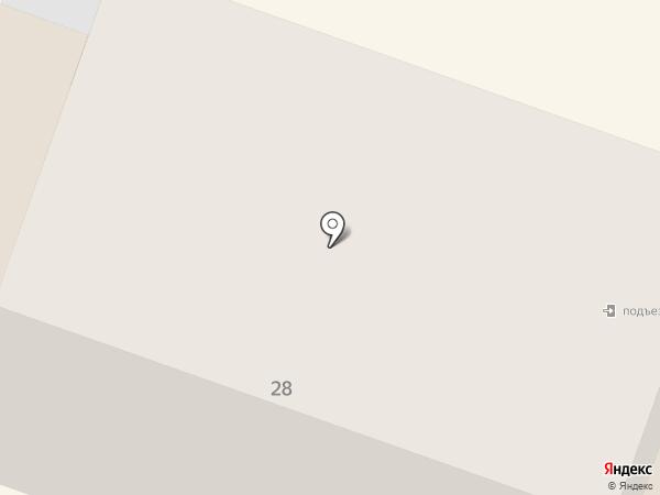 Carl`s Jr на карте Саратова