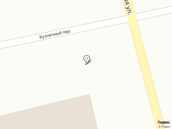 Квасниковское СельПО на карте Энгельса