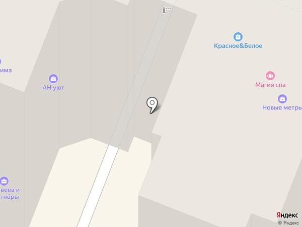 Тендер-Профи на карте Саратова