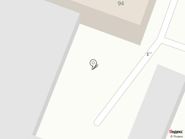 Инсар 64 на карте Саратова