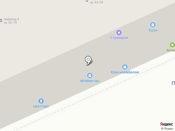 Сладкоежка на карте Саратова