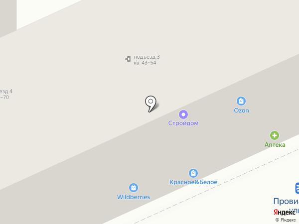 Sалат на карте Саратова