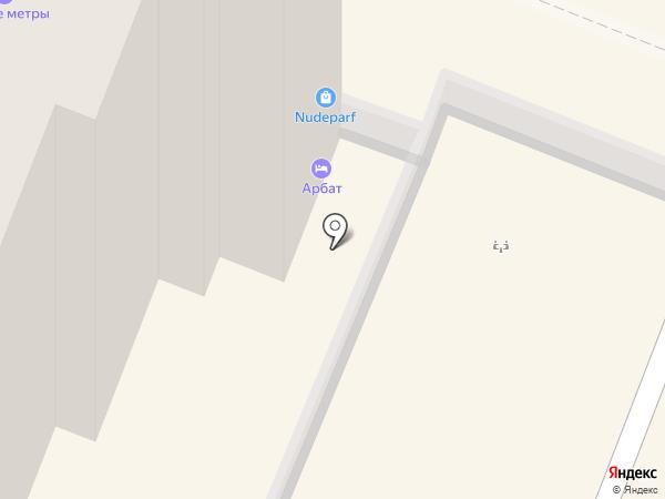 Офис Принт Сервис на карте Саратова