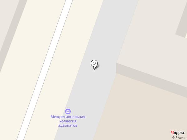 OD CODE на карте Саратова