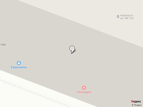 Экопродукт на карте Саратова