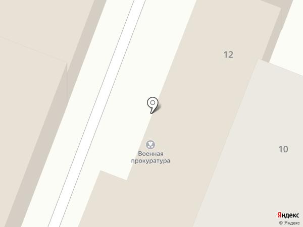 Пешка на карте Саратова