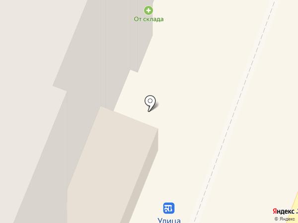 Премьер на карте Саратова
