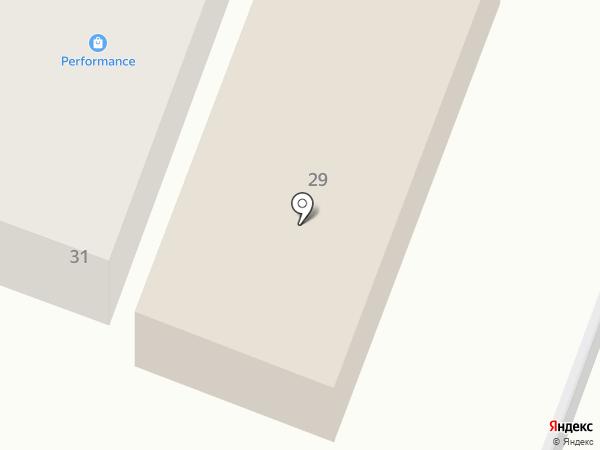 Ворота 58 на карте Саратова