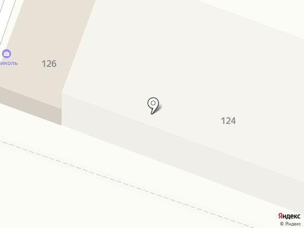 Стройтранскомплект на карте Саратова