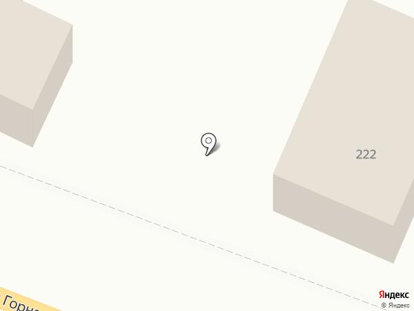 CHECK на карте Саратова