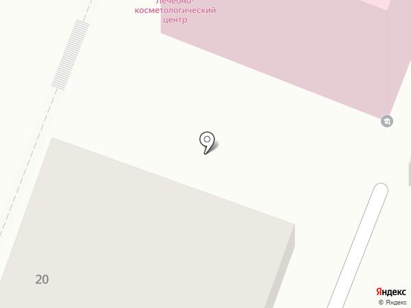 Автоинструмент на карте Саратова