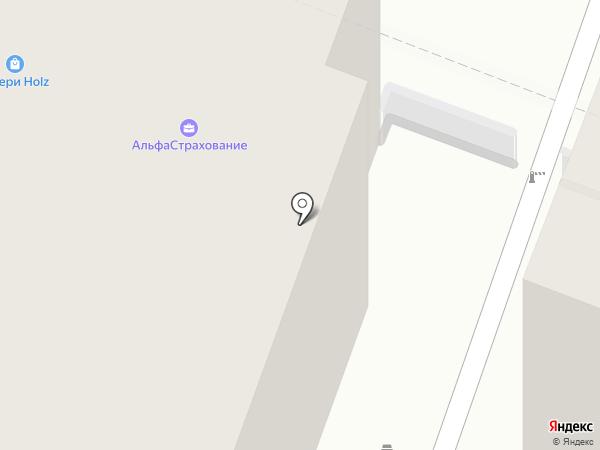 Строй-М на карте Саратова