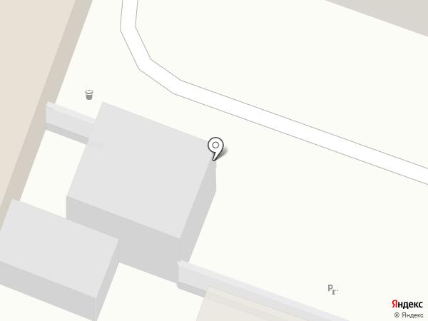 АБюрист на карте Саратова