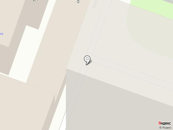 Орион Плюс на карте Саратова
