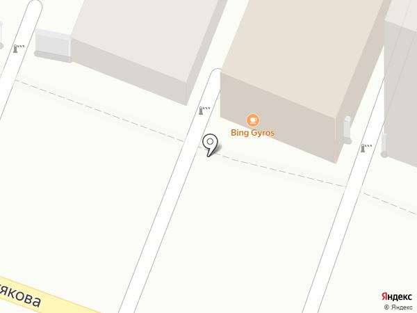 Горячая выпечка на карте Саратова