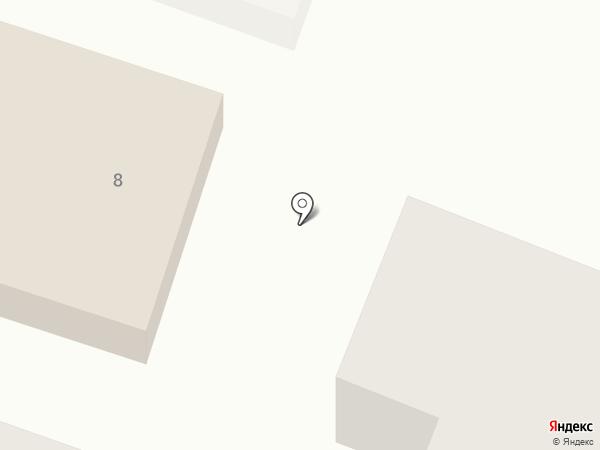 Ford на карте Саратова