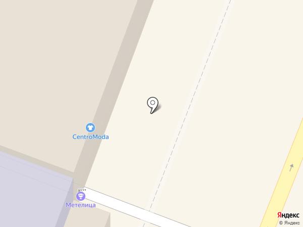 Marakesh на карте Саратова