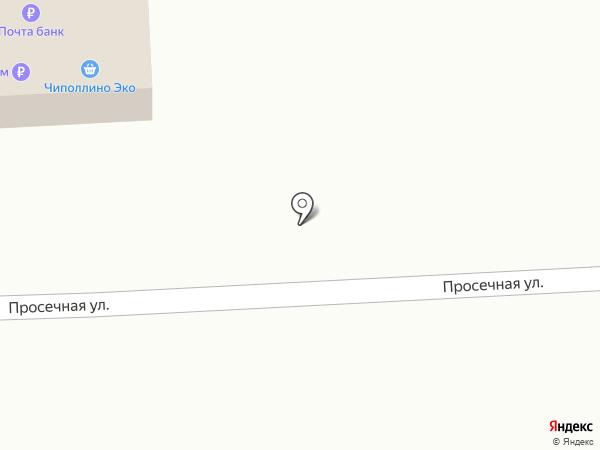 Дуэт на карте Саратова